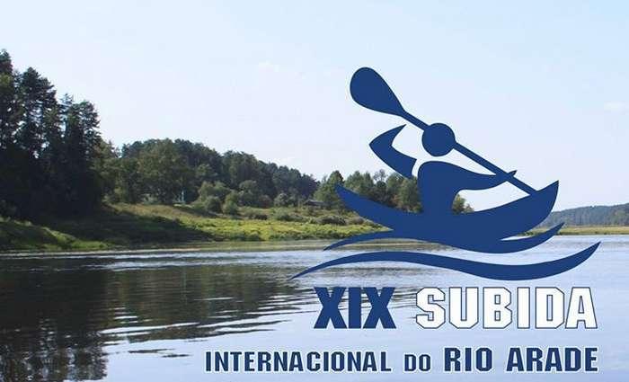 XIX Subida Internacional do Rio Arade em Canoagem