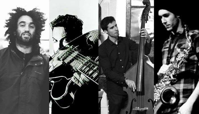 Quarteto de André Murraças no Cantaloupe Café