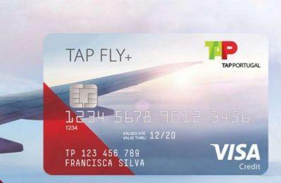 TAP lança cartão de crédito exclusivo TAP FLY +