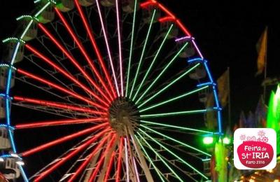 Feira de Santa Iria 2016 de 14 a 23 de Outubro