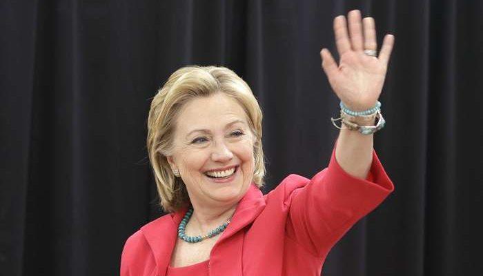 Portugueses dão vantagem a Hillary Clinton