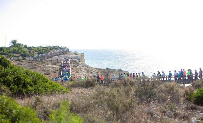 A 7ª Marcha-Corrida do IPDJ percorreu o Carvoeiro