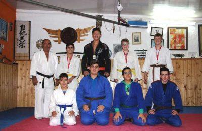 Clube de Artes Marciais de Altura é ninho de campeões