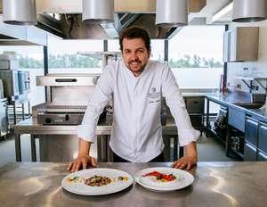 Chef Louis Anjos | Macdonald Monchique