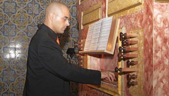 Concerto de Orgão, por Nuno Alexandrino na Igreja Matriz de Boliqueime