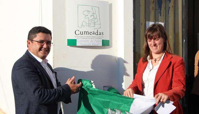Inaugurado o Gabinete de Apoio ao Mundo Rural no Pereiro