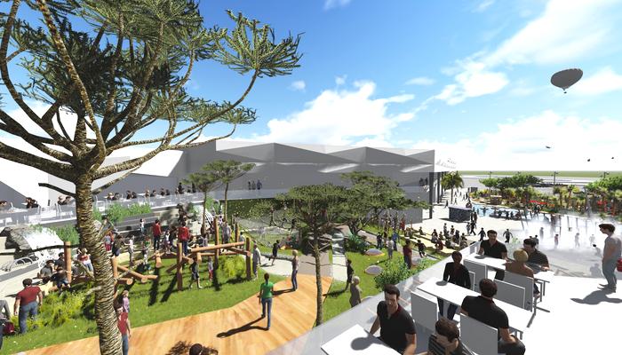 MAR Shopping Algarve vai ter a maior área de lazer