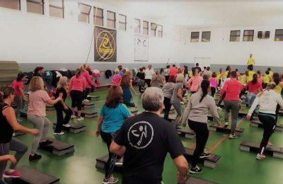 A Maratona Step Viva+ em Lagoa superou as expetativas