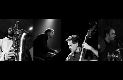 """Os """"New Dream Quartet"""" no Cantaloupe Café em Olhão"""