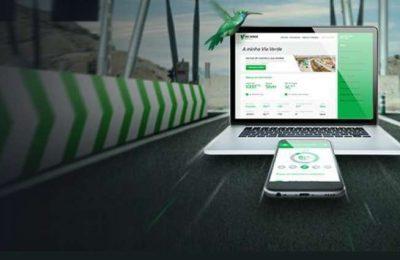 app Via Verde estacionamento disponível em Portimão