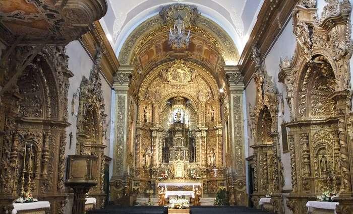 Concerto de Orgão na Igreja do Carmo em Faro