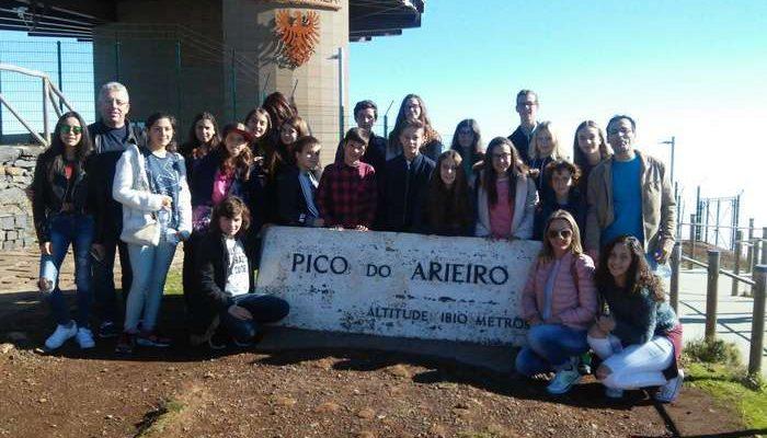 Alunos de Castro Marim levam solidariedade à Madeira
