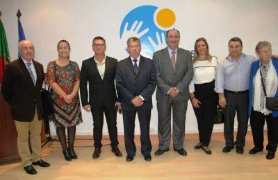 Inaugurada em Faro a sede distrital das União das IPSS´s