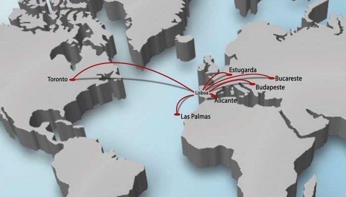 A TAP passa de 3 a 4 frequências na Rota Lisboa / Faro