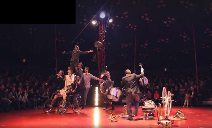 365 Algarve Espetáculos de Novo Circo em Monchique