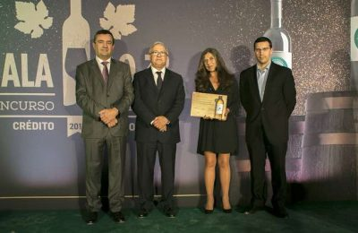 Vinhos do Algarve premiados premiados com Ouro
