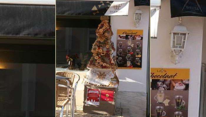 Vencedores do concurso de Árvores de Natal em Lagos