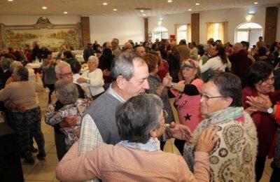 Convívio de Natal reuniu 600 Seniores em Castro Marim