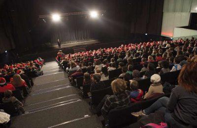 Lagoa ofereceu Festa de Natal aos alunos do Concelho