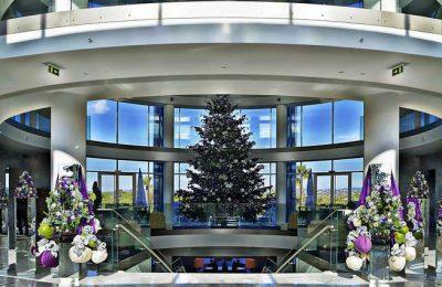 Mercado de Natal no Conrad Algarve a favor da ACCA KIDS