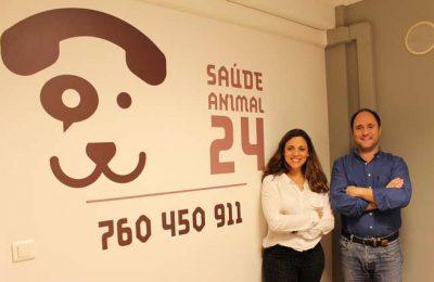Saúde Animal 24 / Linha de assistência aos pet lovers
