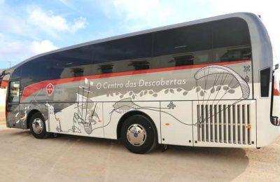 Vila do Bispo reforçou a frota com um novo autocarro