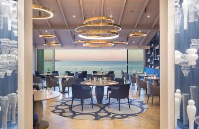 "OCEAN na ""La Liste's 1000 Best Restaurants in the World"""
