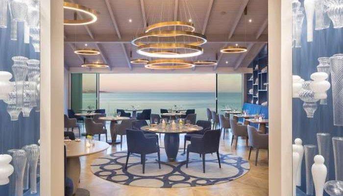 "OCEAN na ""La Liste's 1000 Best Restaurants in the World"""
