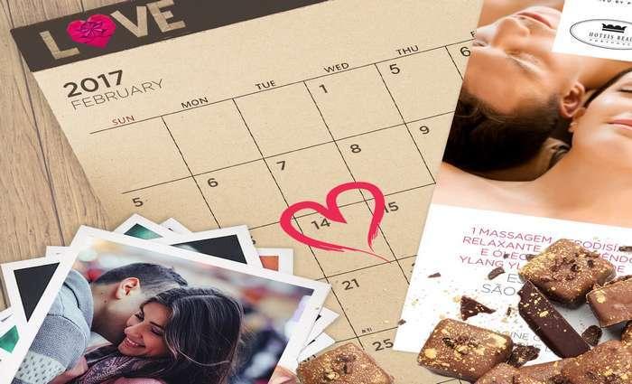 Ofertas românticas e apaixonantes nos Hotéis Real