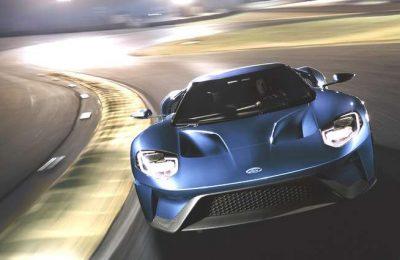 Novo Ford GT supera a concorrência nos testes de pista