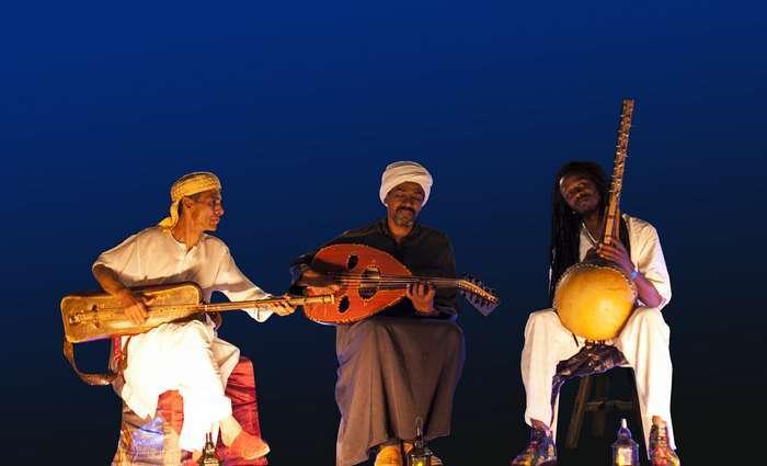 Festival de Música al-Mutamid em Lagoa