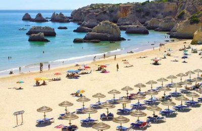 O Algarve lidera preferências dos portugueses para férias