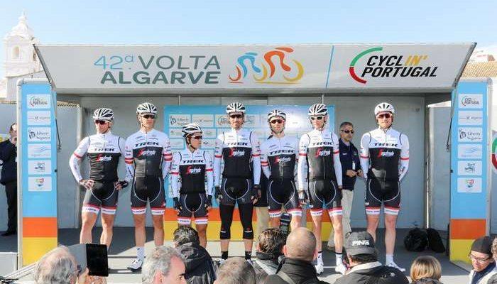 Volta ao Algarve 2017 com 12 equipas do WorldTour