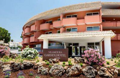 O Vilamoura Garden Hotel reabre a 1 de Fevereiro