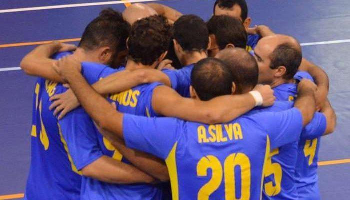 Voleibol do Atlético de Albufeira soma vitórias