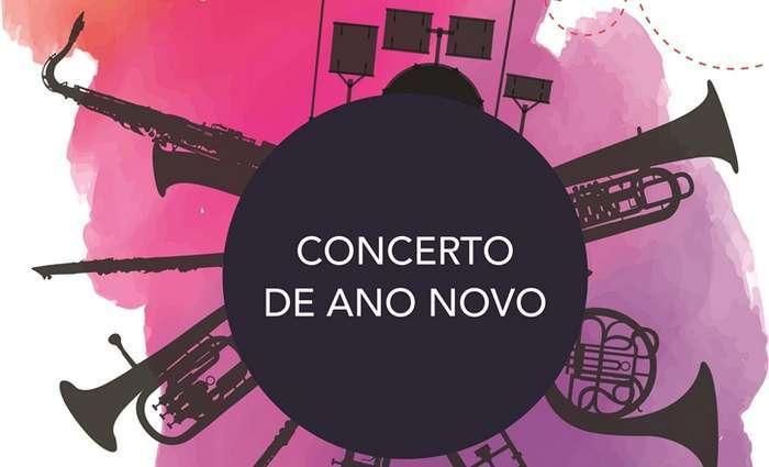 Concerto de Ano Novo na Igreja Matriz de São Brás