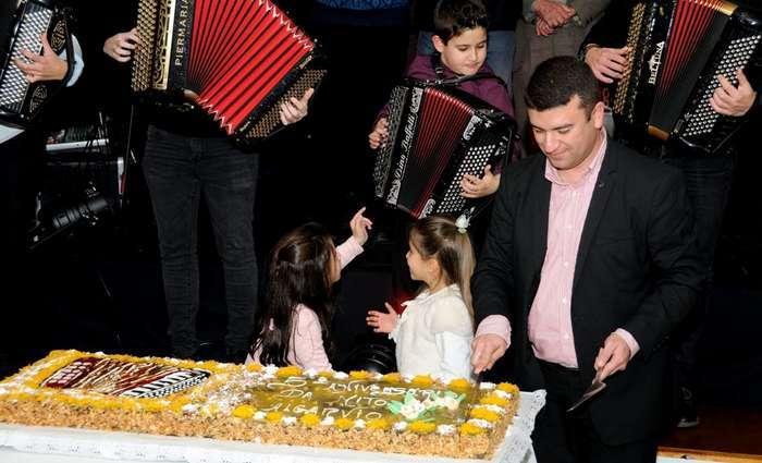 A Mito Algarvio comemorou o 5º aniversário em Festa