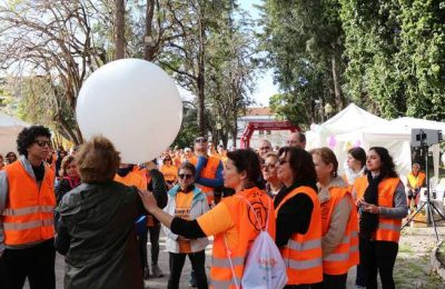 Move-te pela Vida da AOA reuniu 500 participantes
