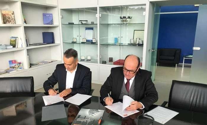 Acordo de Colaboração AHETA e C.C.I Luso-Alemã