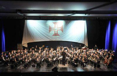 Concerto da Banda da Armada Portuguesa em São Brás