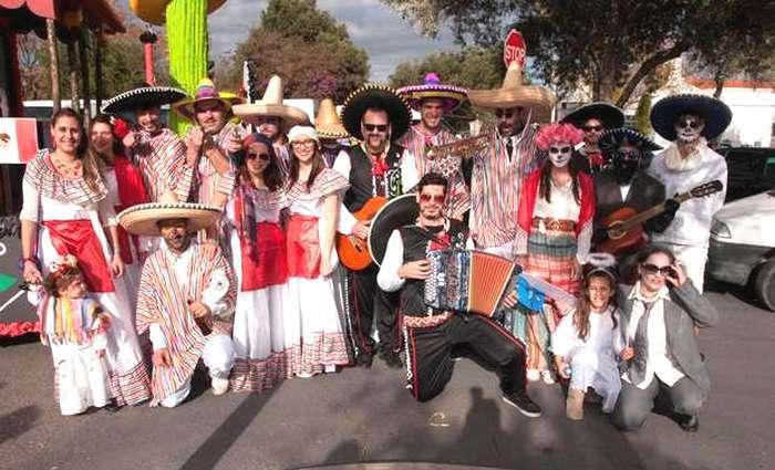 Carnaval de Altura celebra a adesão à União Europeia