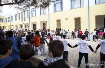Dia Escolar da Não-Violência celebrado em Lagoa