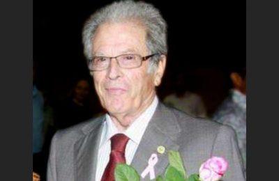 Faleceu o Drº José Santos Pereira Presidente da AOA