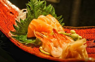 Novo restaurante japonês Mizu, no VILA VITA Parc
