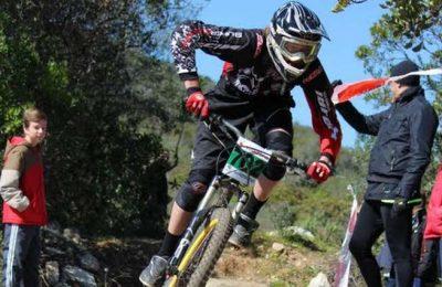 Taça de Portugal Downhill 2017 em São Brás de Alportel