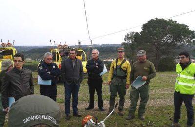 Terras do Infante promoveu ação na área da segurança