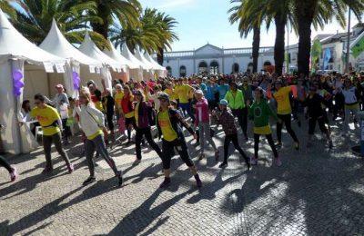 Centenas na Marcha Corrida da AOA em Tavira