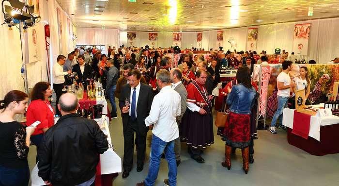Grande Mostra de Vinhos de Portugal 2016 em Albufeira