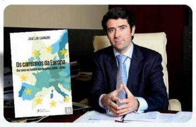 Sec. de Estado José L. Carneiro apresenta livro em São Brás