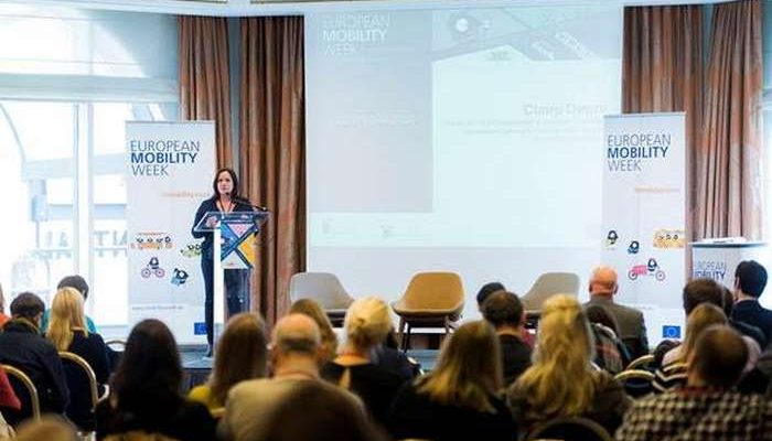 Lagos participou na European Mobility Week em Bruxelas